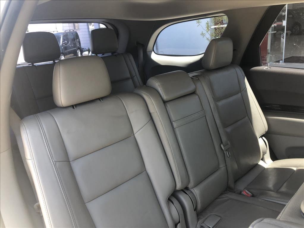 DODGE DURANGO 3.6 4X4 CREW V6 GASOLINA 4P AUTOMATICO full