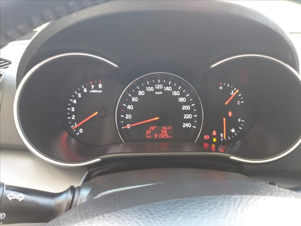 KIA SORENTO 2.4 S.263 4X2 16V GASOLINA 4P AUTOMÁTICO full
