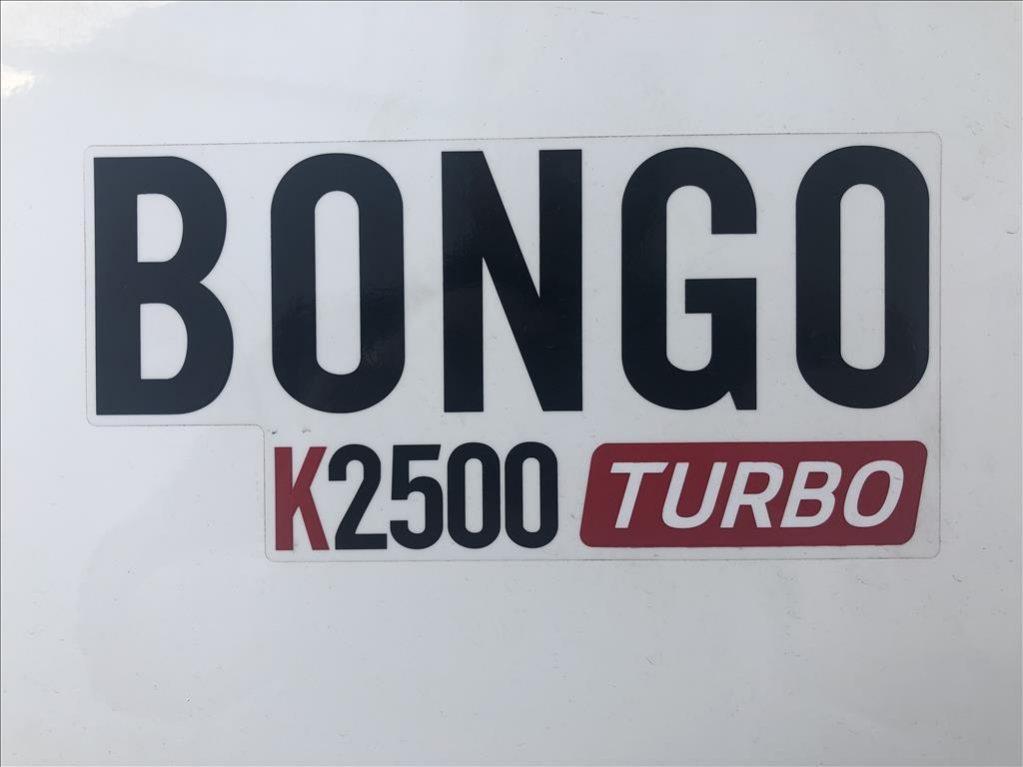 KIA BONGO 2.5 TD DIESEL STD CS MANUAL full
