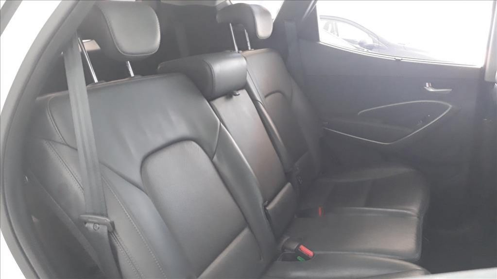 HYUNDAI SANTA FÉ 3.3 MPFI 4X4 7 LUGARES V6 270CV GASOLINA 4P AUTOMÁTICO full